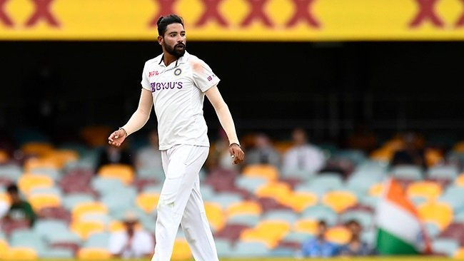 India bowler Mohammed Siraj revealed how a phone call with his mother and the memory of his late father spurred him on to a five-wicket haul in the final Test against Australia on Monday.  Read more:   #AUSvIND