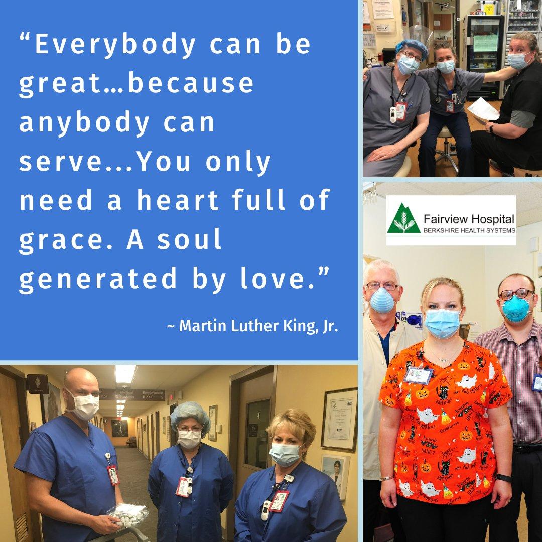 It takes a community. #mlkday #martinlutherkingjr #communityservice #ittakesacommunity
