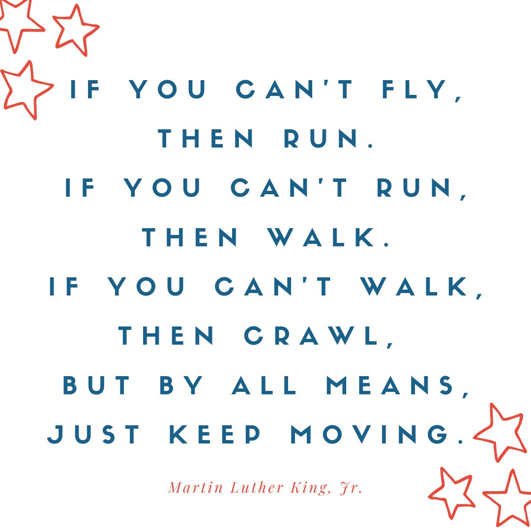 Happy MLK Day! 🤩  #mlkday #mlkquotes #martinlutherkingjr #mlk2021 #inspirational