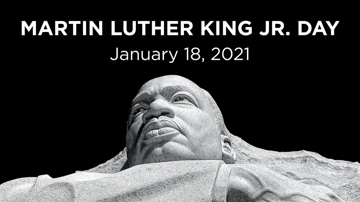 Today, we honor the legacy of Martin Luther King, Jr. https://t.co/CliKT5yO61