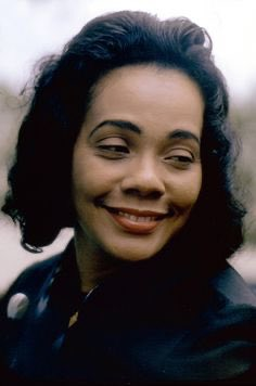 Your mother was a true Queen. Her wisdom, grace and dedication to family and community is most honorable and historical. #CorettaScottKing https://t.co/gtDYUCNOec
