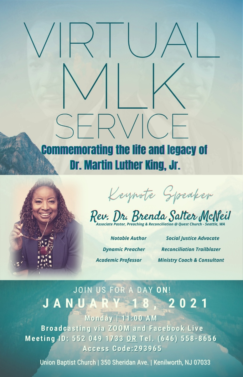Join us at 8am PST today as we honor the Rev. Dr. MLK Jr! #MLKDay