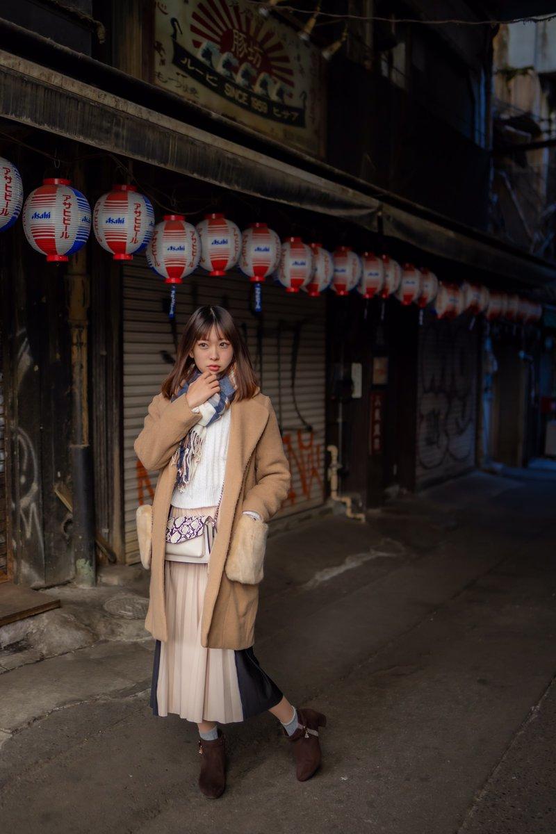 model : 不思議(はてな)ちゃん (@hatena_fusigi) location :上野エリア  #不思議もみ #はてなちゃん #SPP撮影会  #ポートレート #portrait  #photography  #ミス浴衣ジェニック2020