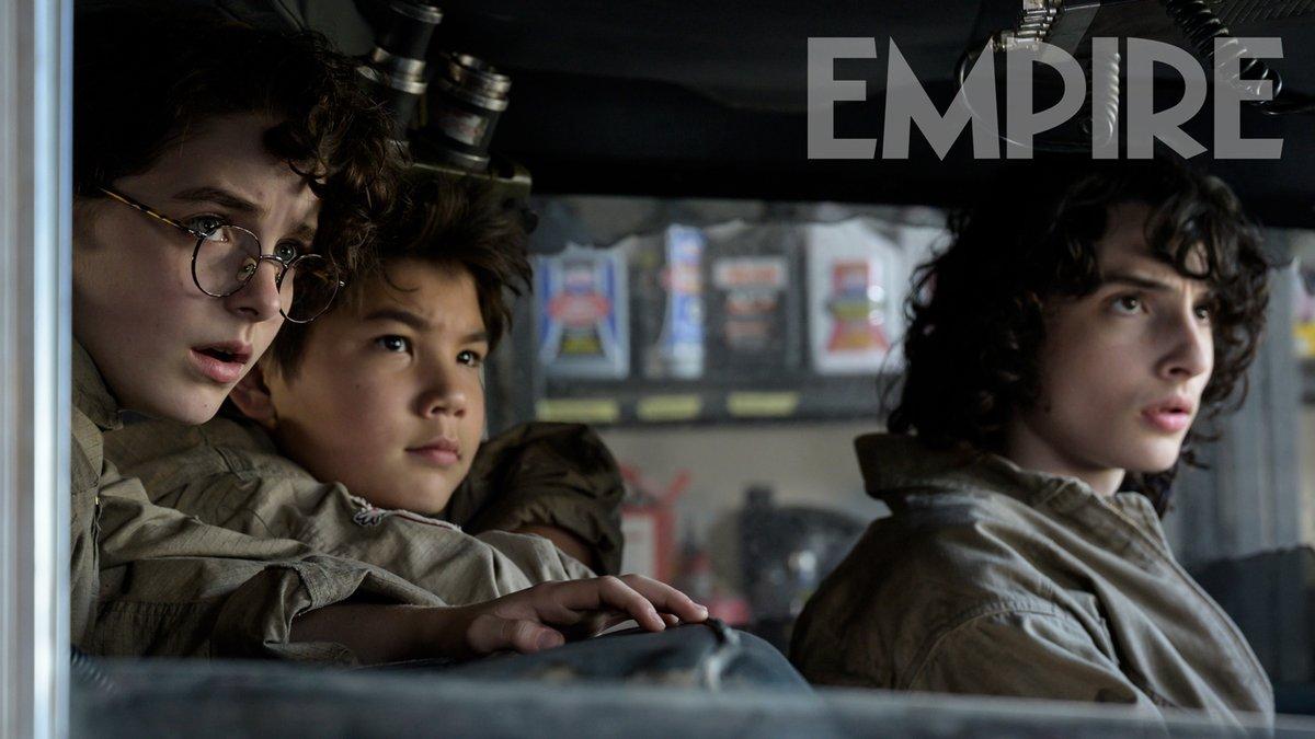 RT @empiremagazine: #GhostbustersAfterli