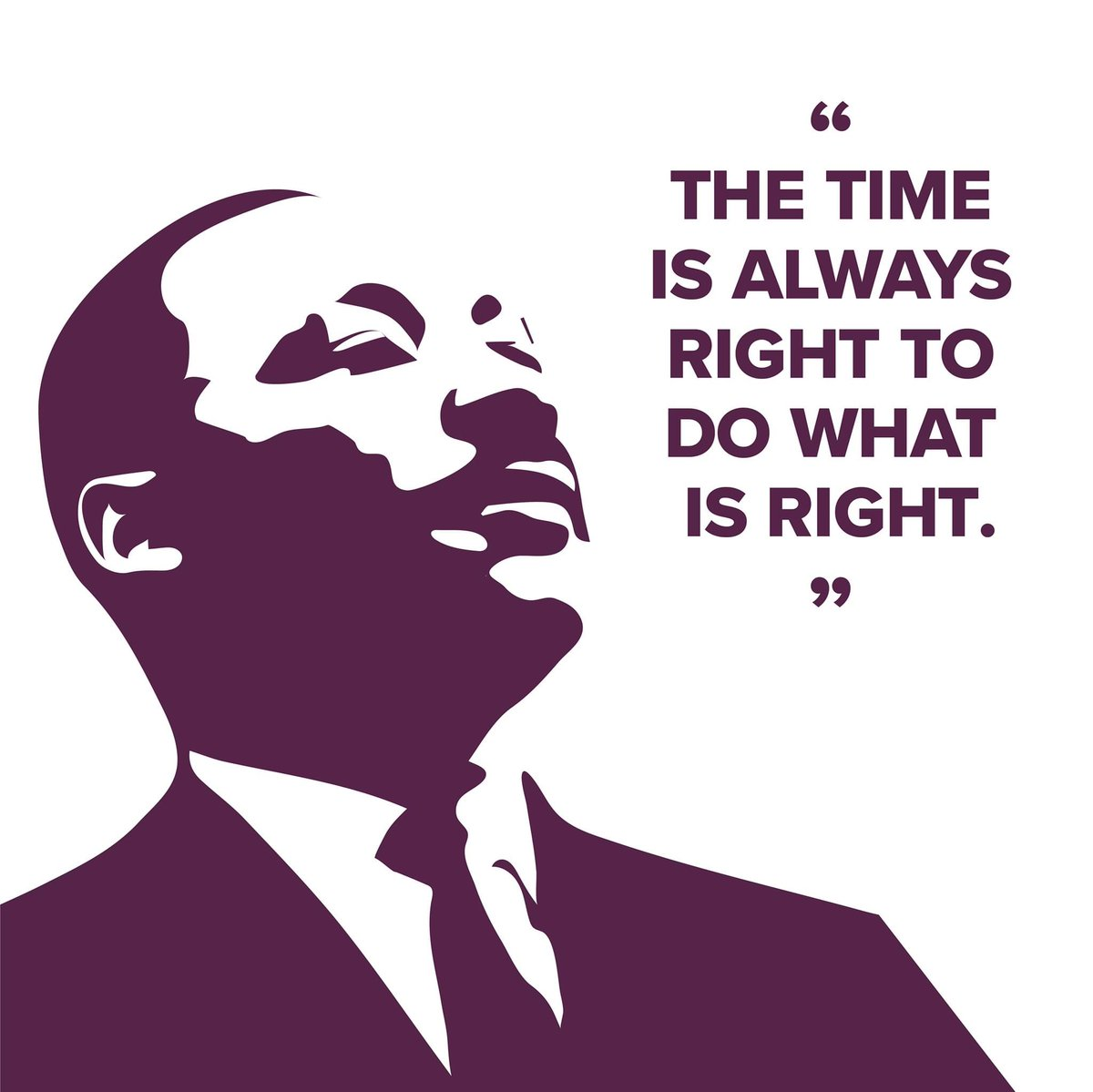 Today we take time to reflect on a man, a movement, and a moment. Today we reflect on the life of Martin Luther King Jr.  #MLKDay #MLK #MartinLutherKing #Equality #equity #civilrights