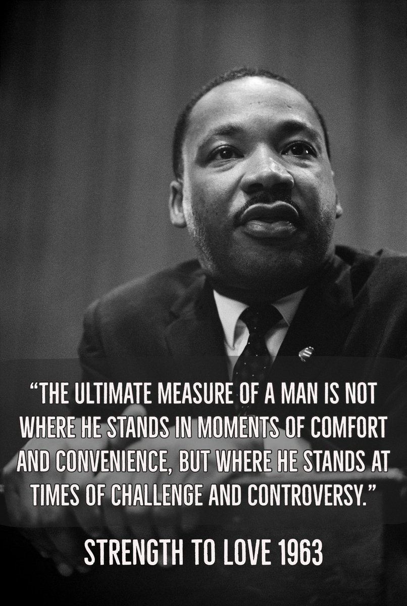 Thank You, Dr. King.   #MLKDay