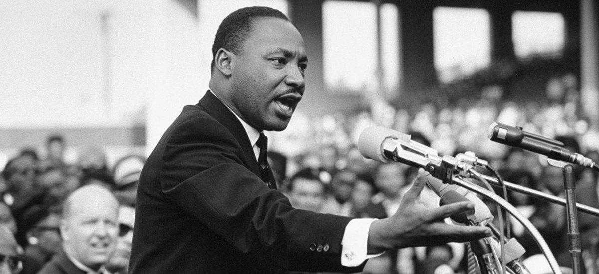 Today we honor Dr. Martin Luther King Jr., a giant of the Civil Rights Movement who called on our Nation to live up to the highest ideals of our founding. We pay tribute to the incredible life & accomplishments of Dr. King & his memory will inspire us for generations to come.