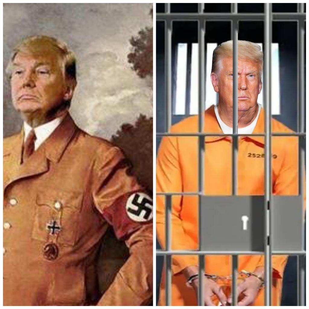 Before and 🔙🔜  #AfterTrump   Cowboys for Trump #LindseyGrahamIsATraitor