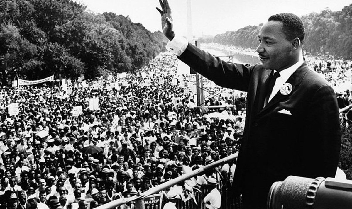 "On this Dr. Martin Luther King, Jr. Day we remember,  ""The time is always right to do what is right.""   Dr. King led by example. We must continue the work. Thank you for inspiring others through your unwavering dedication to justice and for always doing what was right.  #MLKDay"