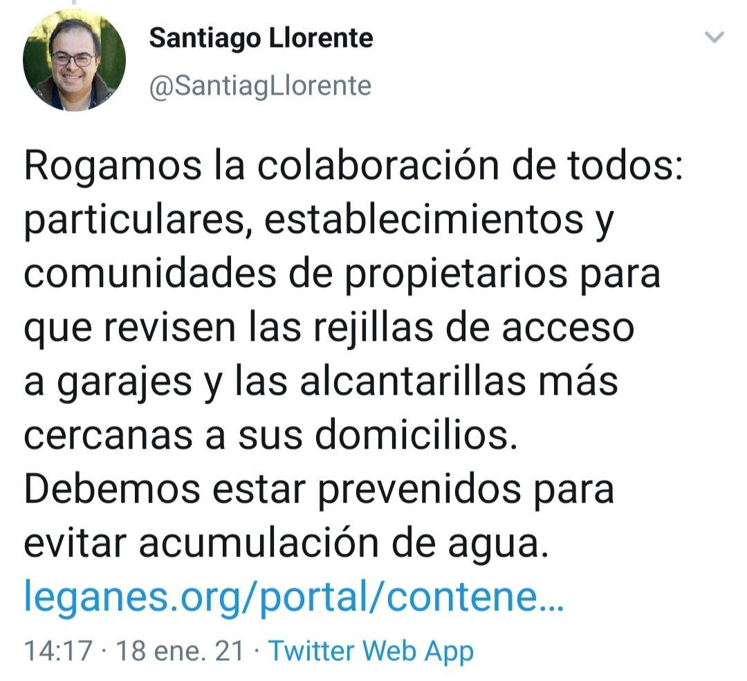 #DesastreLlorente #Leganés