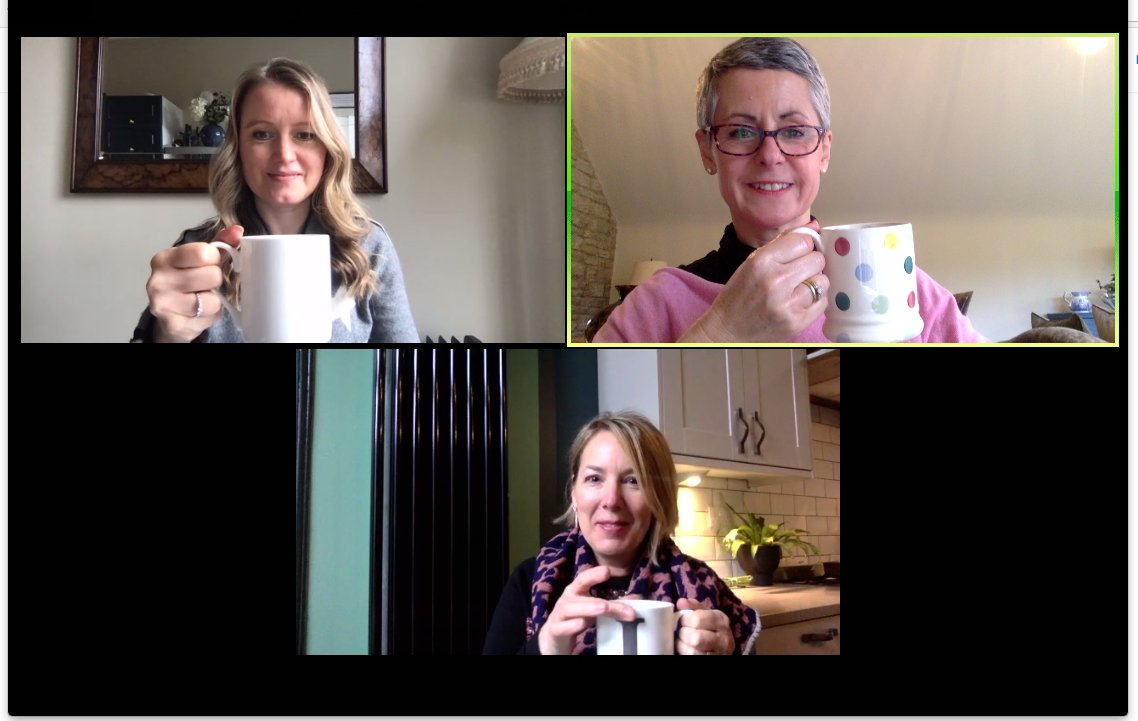 According to @samaritans 3 in 5 people said regular chats improved their wellbeing, so we're spending 10ms to check in with work mates at the start of our team meeting. Just asking, 'You doing OK?' is such a small thing but it can make a difference #brewmonday #wellbeing #cuppa