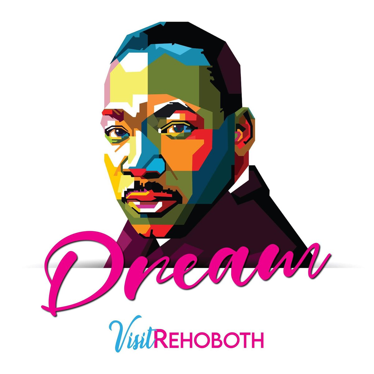 Dream ✨   #visitrehoboth #visitlewes #MartinLutherKing #MartinLutherKingJr #MartinLutherKingJrDay #IHaveADream #dream #love #inthistogether #community #voice #friends #family #mondaymotivation #supportoneanother #delaware #nevergiveup