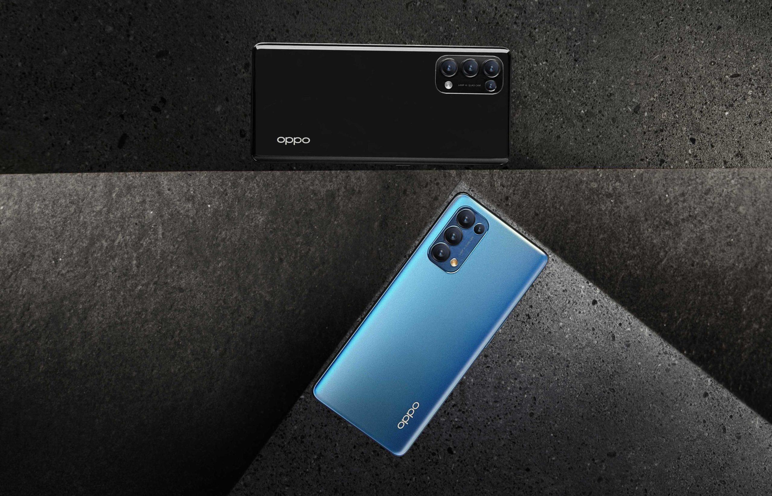 Oppo Reno 5 Pro 5G: MediaTek Dimensity 1000+, 65W Fast-Charging