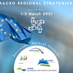 Image for the Tweet beginning: #EUMRSWeek🗓️1-5 March📝and stay tuned!  Reconnect, Rethink,
