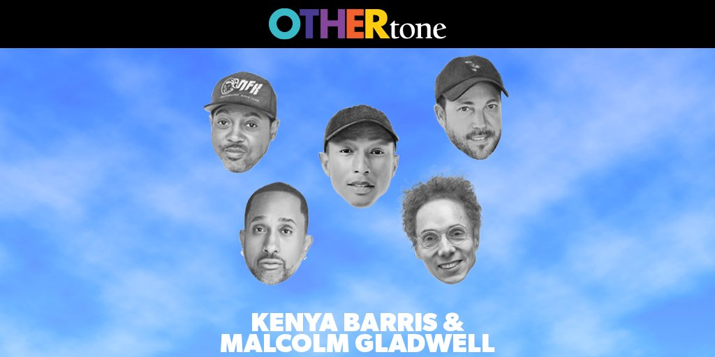 The dream will be realized.   It's Martin Luther King, Jr. Day & it's timely to chat w/ @Gladwell & @FunnyBlackDude about ownership, telling Black stories, America being an enterprise, & why inspiring through execution is where it's at.    Listen: