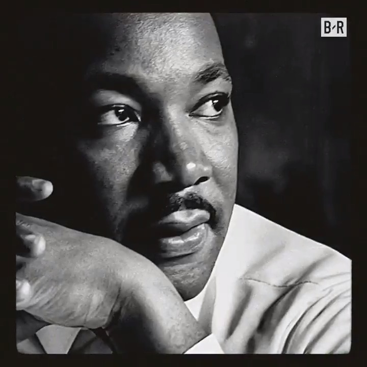 Dr. Martin Luther King Jr. said there were two Americas and dedicated his life to fighting systemic racism.  Today's athletes have taken up that fight.  #MLKDay