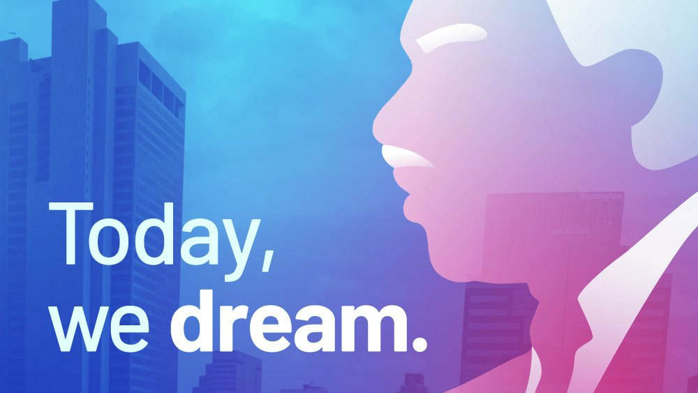 """If you can't fly then run, if you can't run then walk, if you can't walk then crawl, but whatever you do, you have to keep moving forward."" - Martin Luther King Jr. Join us in spreading #kindness and service in celebration of #equality and #diversity for #MLKDay. #dream"