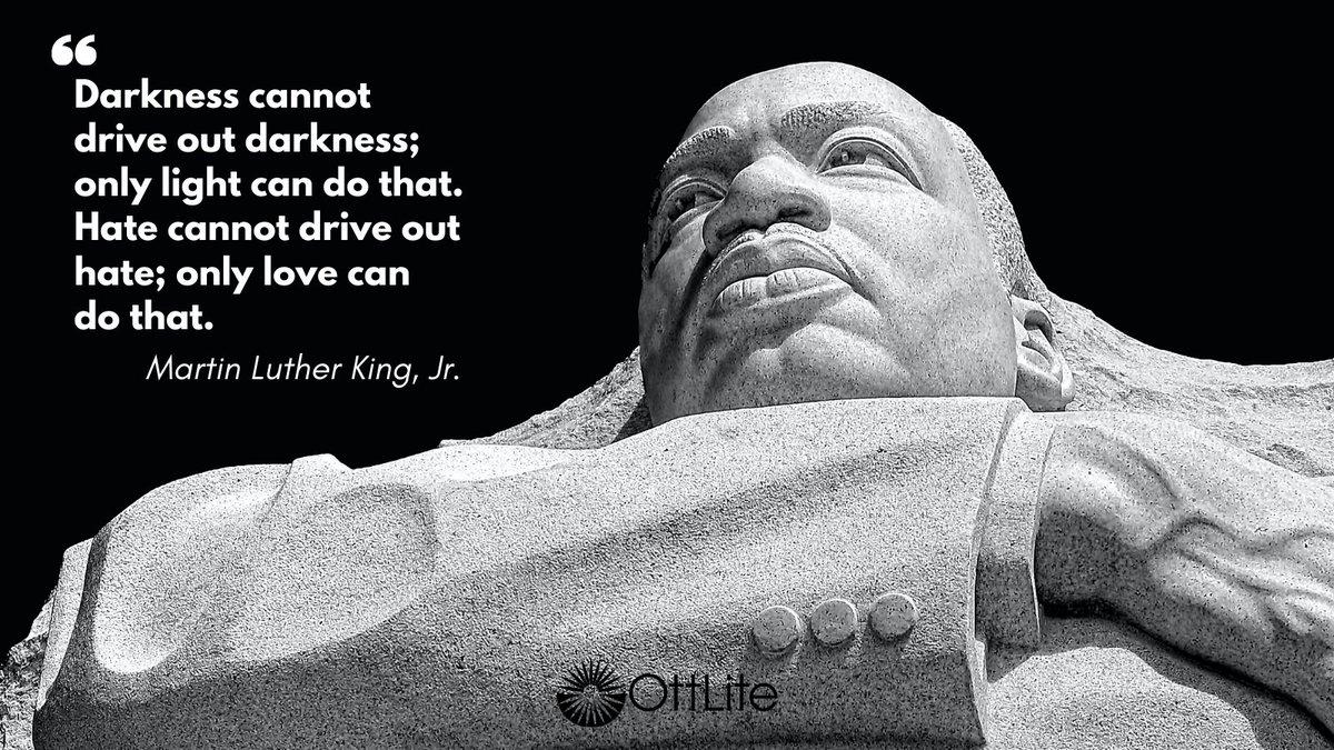 Monday motivation on MLK Day. 💛   #MLKDay #MondayMotivation