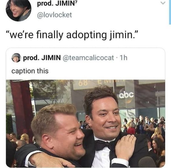 #BTS  #BTS_twt #JIMIN #JimmyFallon  why is this so accurate