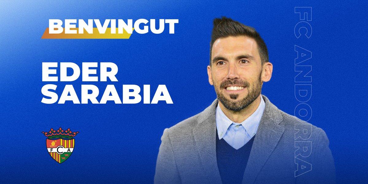 El @fcandorra acomiada a Nacho Castro per fitxar a Eder Sarabia. L'equip tricolor ve de tres victòries consecutives sense encaixar gols i és segon a un punt del Nàstic.