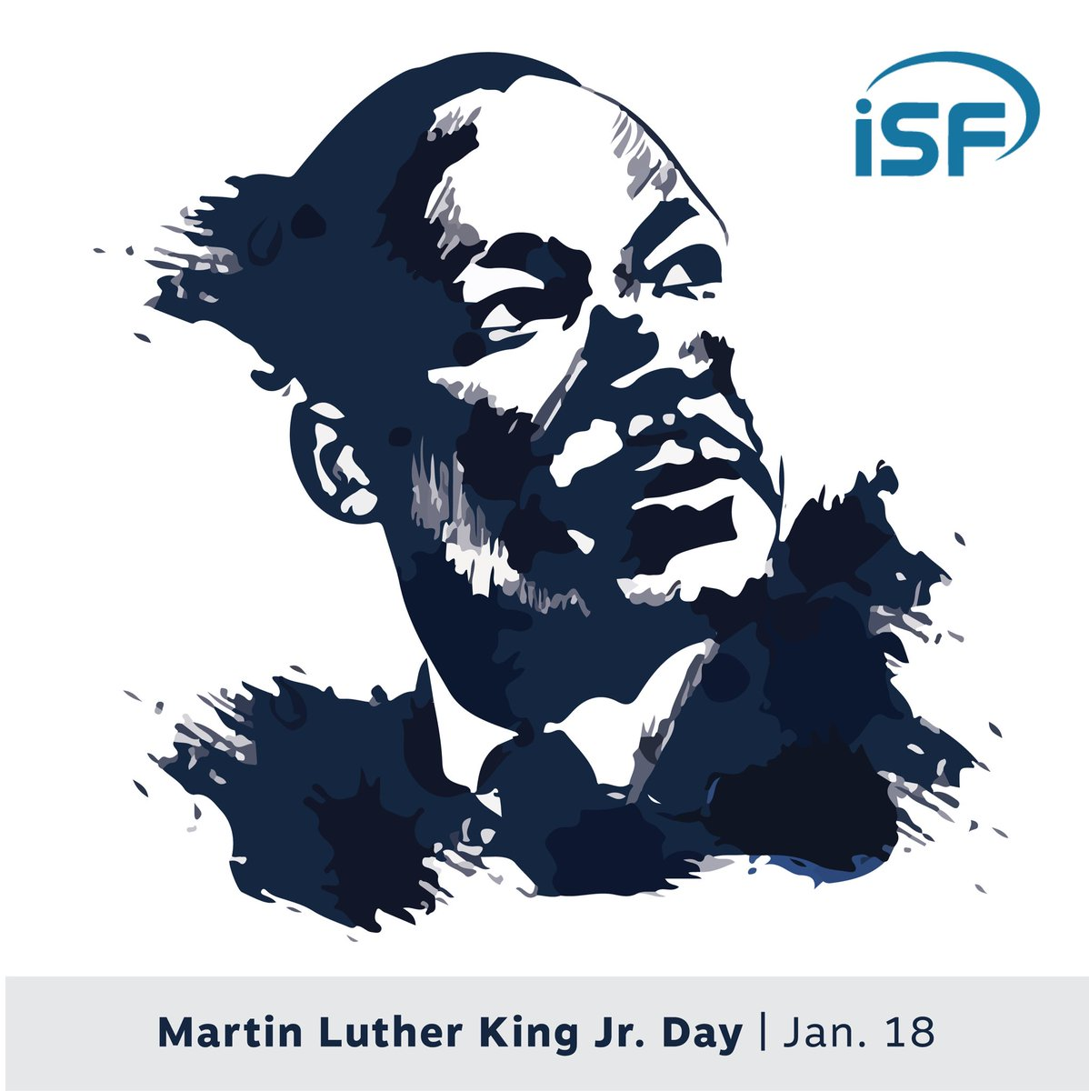 We take time to honor the life of Dr. Martin Luther King, Jr. His commitment to justice and equality continues to inspire today and every day. #MLKDay