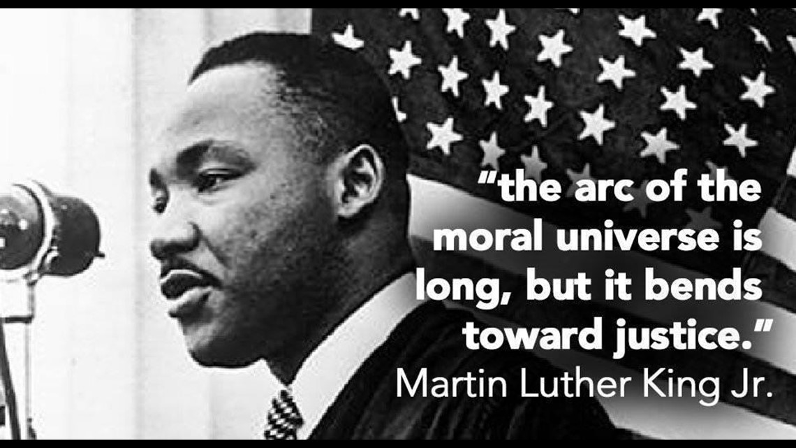 Have a good MLK day today everyone. We owe the Black community all over this country a huge thank you for saving democracy. #MLKDay