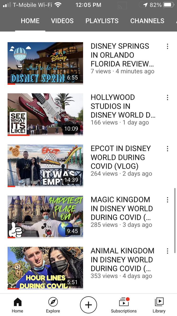 New Video Live! Lets Grow on YouTube almost at 500 subs! #MLKDay #mondaythoughts #MondayMotivation #MLKDay2021 #MLK #disney #orlando #magic #YouTube #youtube