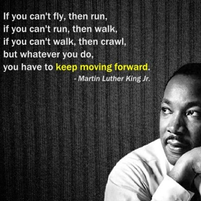 No matter how difficult it may seem, we always have the opportunity for constant improvement. Let's continue to better ourselves each and every day. #inspiration #mlkday #mondaymotivation #wordsofwisdom