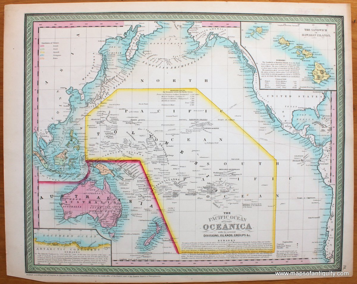On this day in 1778, the English explorer Captain James Cook became the first European to travel to the Hawaiian Islands.  #mapsofantiquity #ushistory #hawaii #hawaiilove #hawaiilife #OnThisDay #onthisdayinhistory #thisdayinhistory #sandwichislands