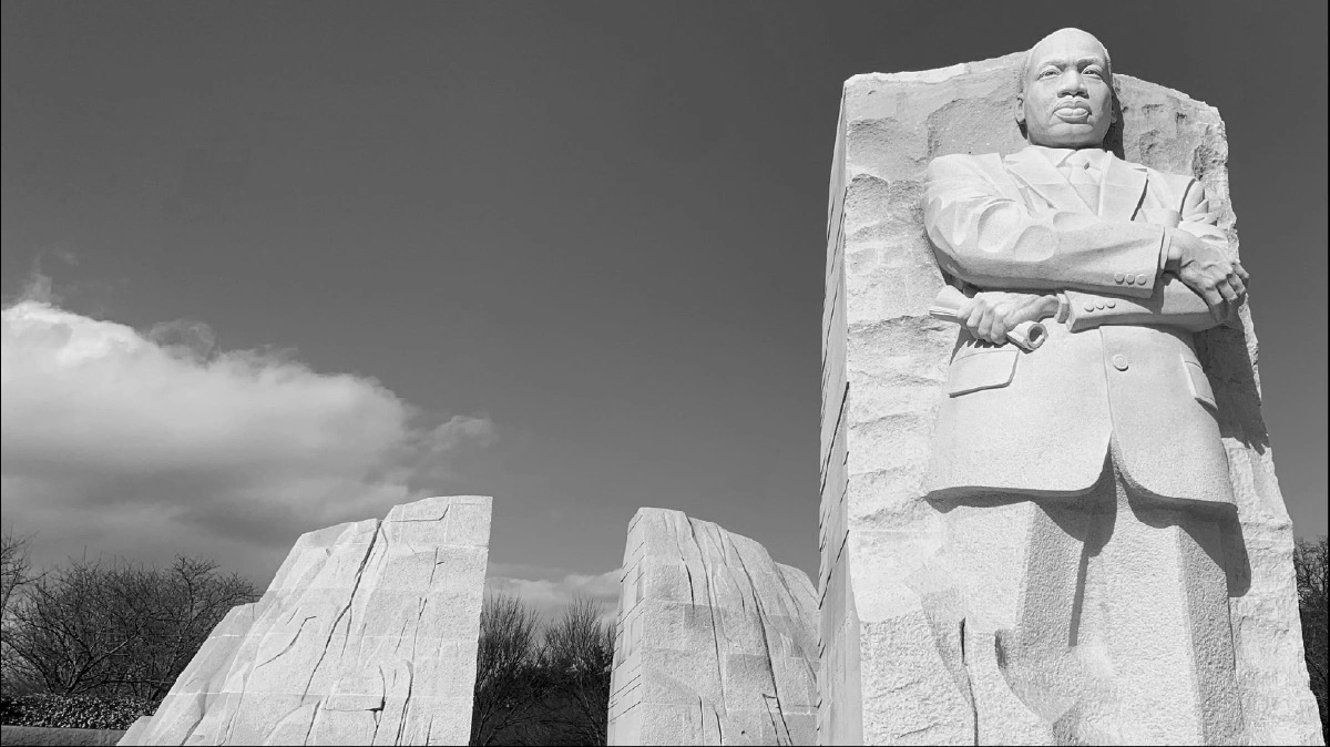 """""""Darkness cannot drive out darkness; only light can do that. Hate cannot drive out hate; only love can do that."""" -Dr. Martin Luther King, Jr.  #UnitedAsOne #MLKDay"""