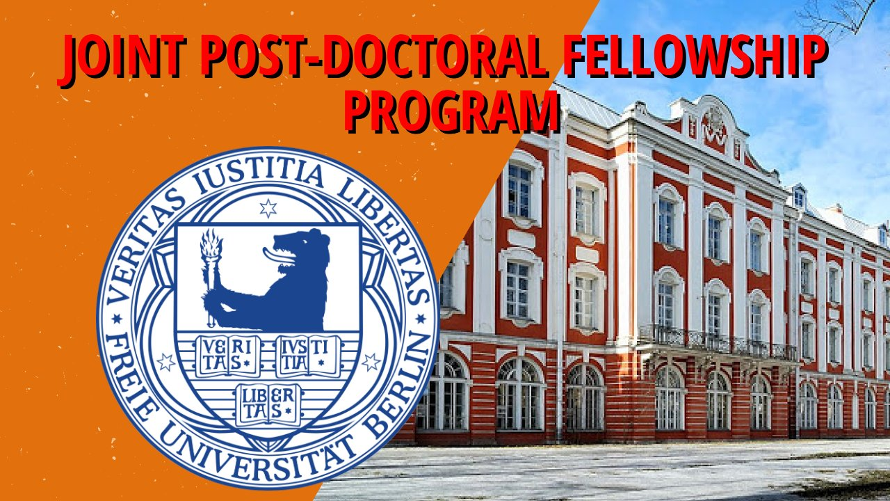 Joint Post-Doctoral Fellowship Program from St. Petersburg State University and Freie Universität Berlin