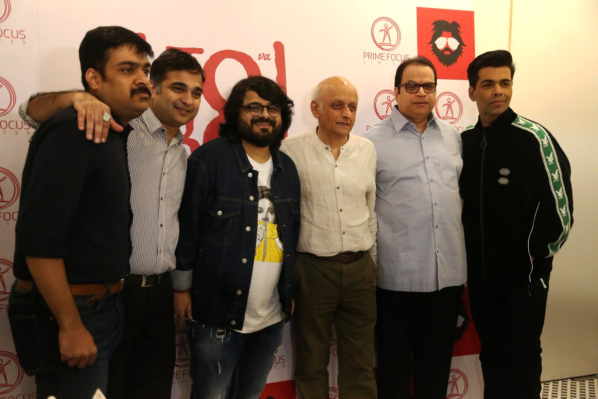 Jam8 was conceptualised and started as a platform that becomes a breeding ground and nurtures the best musical talents. So proud of @jam8studio as it turns 2 today! @PrimeFocusIndia #KWAN