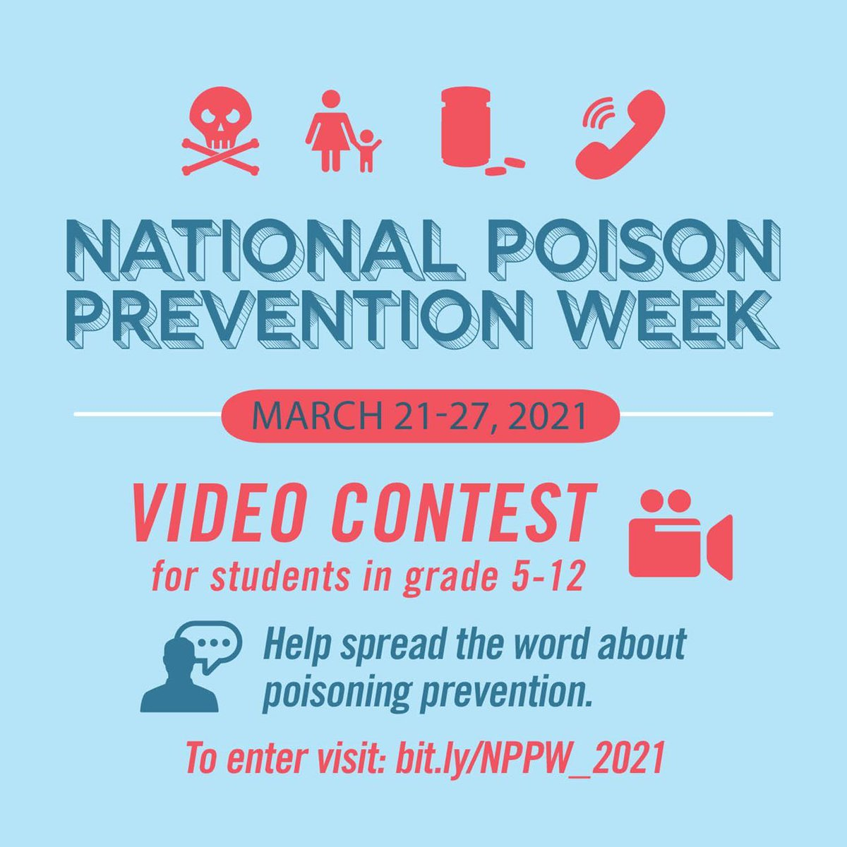 Last chance! Submit your video or poster by 11:59 pm EST this Sunday, February 21. Learn more here: https://t.co/dGdVC2t4AW #NPPW21 https://t.co/d2daY77nEl