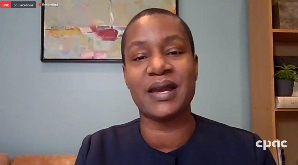 LIVE: Green Party Leader Annamie Paul comments on Keystone XL pipeline   EN DIRECT : La chef du Parti vert Annamie Paul commente le projet d'oléoduc Keystone XL    #cdnpoli #polcan