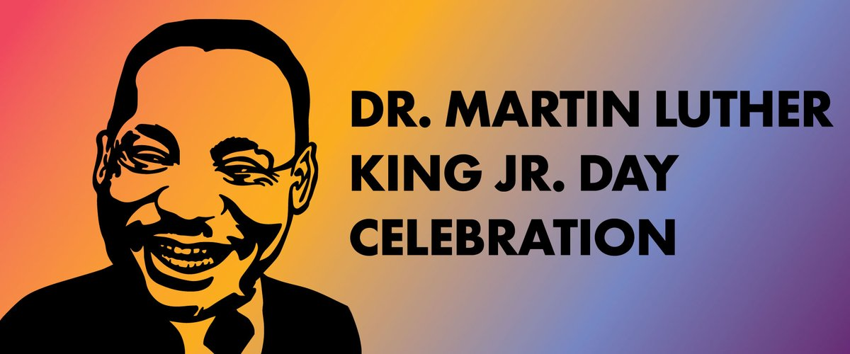 """Join us in celebrating #MLKDay """"day on, not a day off"""" by engaging with your community in meaningful service and reflection. Here is #Burlington #vt MLK DAY 2021 Event Schedule."""