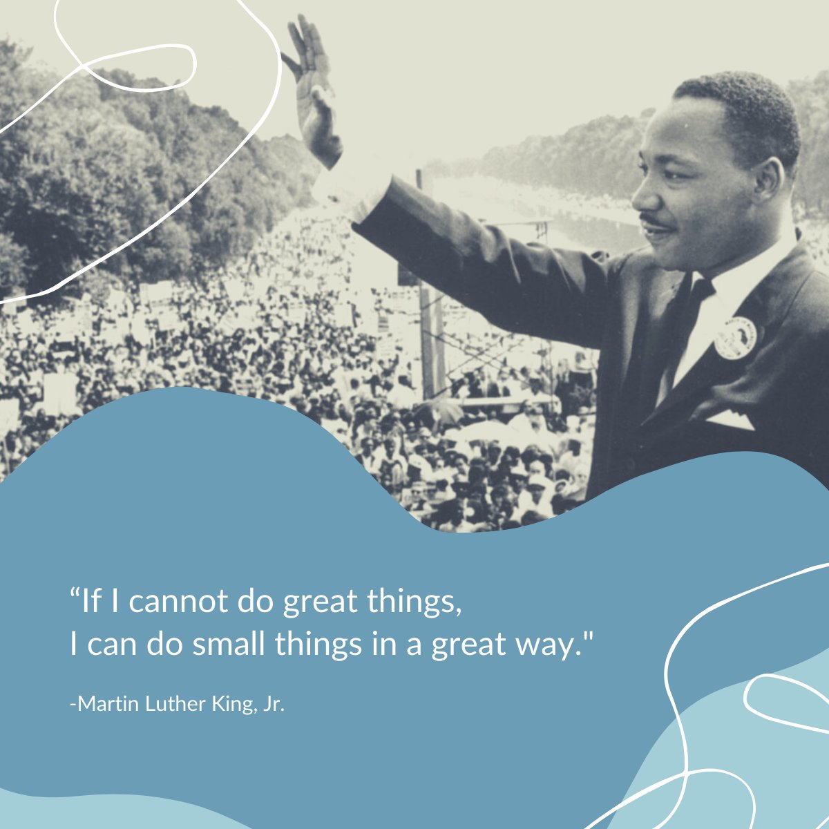 Today we honor the legacy of Martin Luther King Jr.   #MotivationMonday #MondayMorning #MondayMotivation #MLK #MLKDay