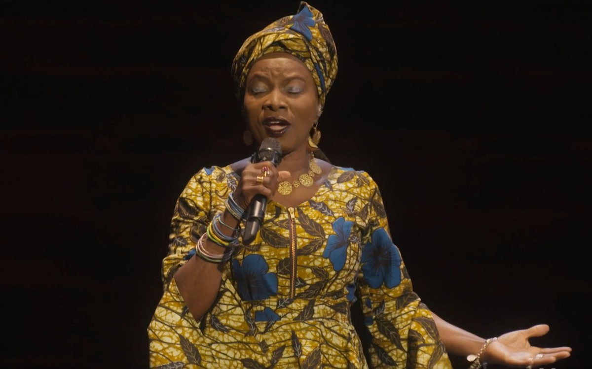 En manque de concert ? #TV5MONDEplus vous propose de regarder la dernière performance scénique de Angélique Kidjo enregistrée à Mulhouse le 25 /11/2020.  Pour écouter gratuitement les plus grands succès internationaux de la diva béninoise, c'est par ici !