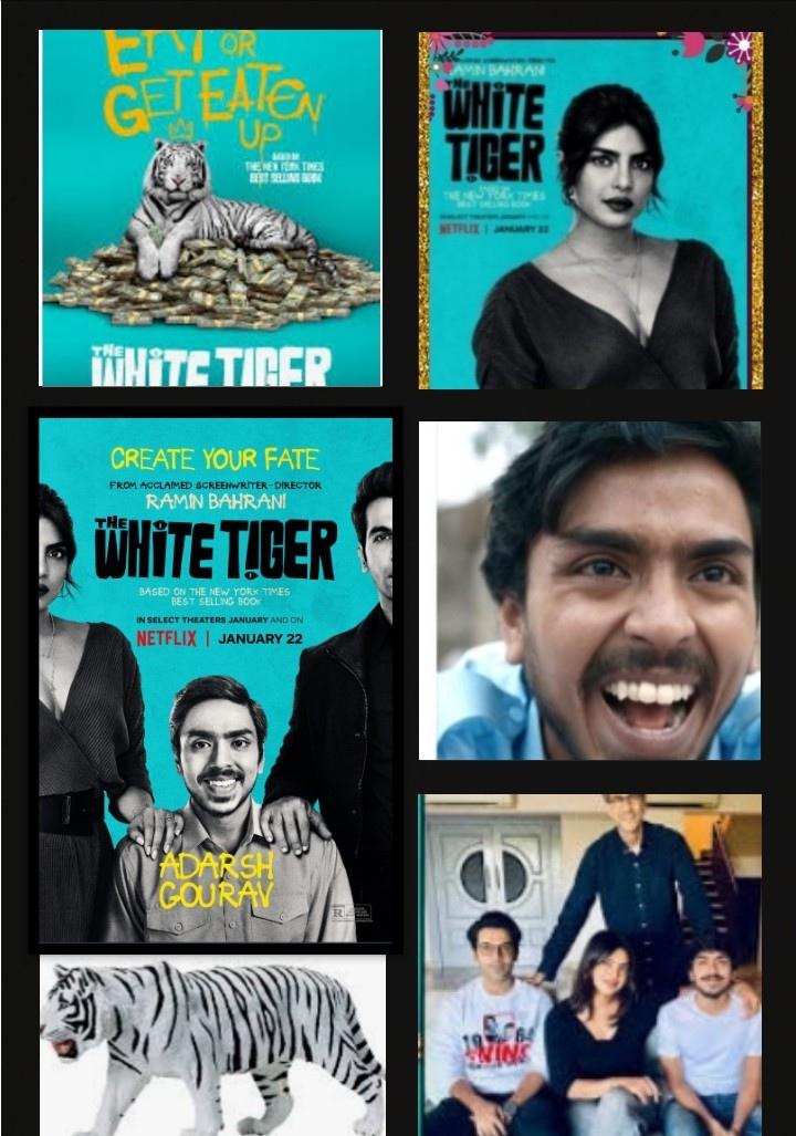 J _4 VS voulez voir du 7ème Art Vs voulez voir des talentueux Artistes dans leur jeu de rôles Vs voulez voir l'adaptation de l'année par 1 formidable scenarist RDV le 22Janv2021 sur Netflix