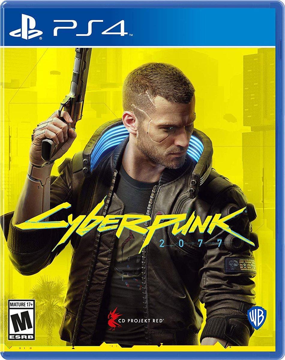 Cyberpunk 2077 is $29.99 on Amazon PS4  XBO  PC ($39.99, GOG code in a case)   Best Buy DOTD (includes steelbook case)