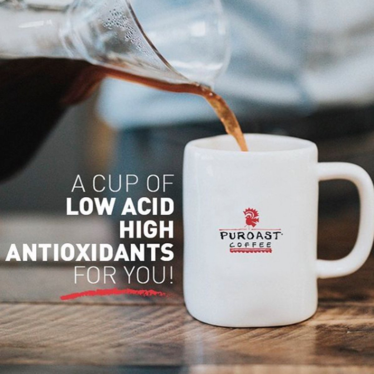 Discover the #wellness that will keep you feeling fantastic & energized all day long!   #PuroastCoffee #health #healthy #coffeeaddict #coffeebreak #coffeeculture #coffeegeek #coffeelover #coffeemug #lowacidcoffee #coffeeoftheday #cascadiamanagingbrands