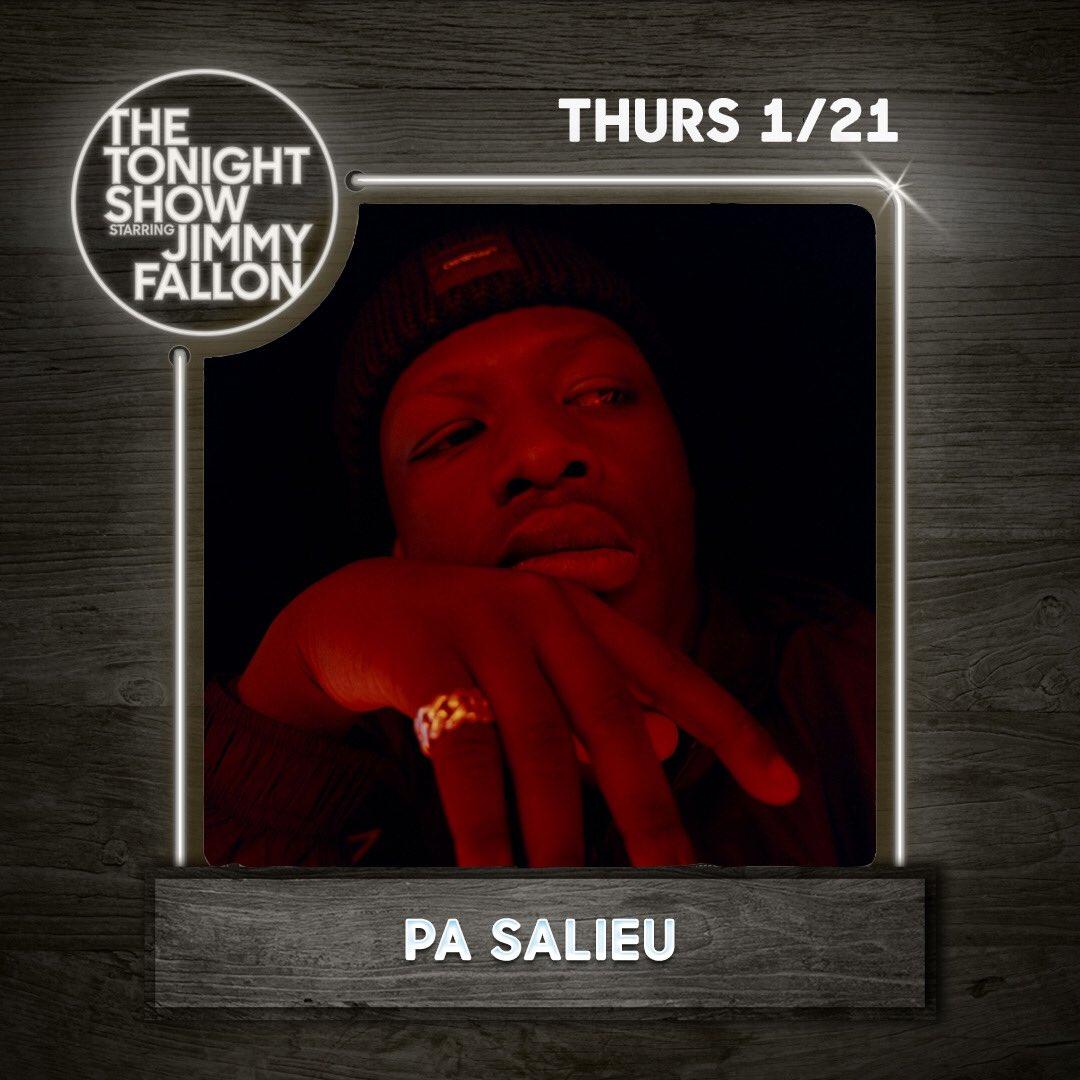 🇬🇧 🇬🇲 🇺🇸  Jimmy fallon show this Thursday night, Block Baby Worldwide ‼️‼️❤️👑 COV TO NYC 🙏🏿 @FallonTonight