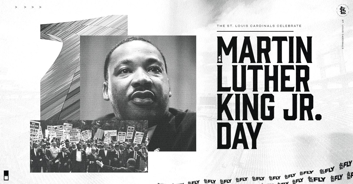 We honor the life and legacy of Dr. Martin Luther King Jr. #MLKDay