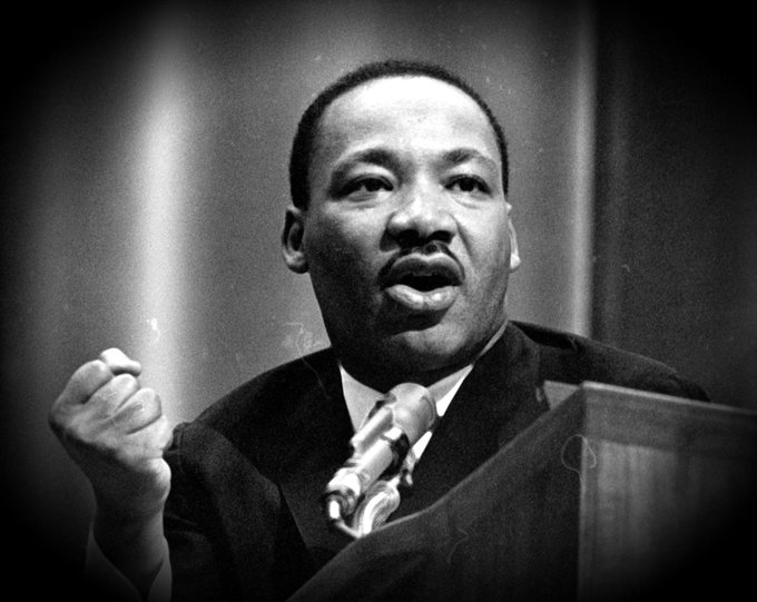 """Life's most persistent and urgent question is, what are you doing for others?"" – Martin Luther King. Today we recognize an indomitable leader whose l..."