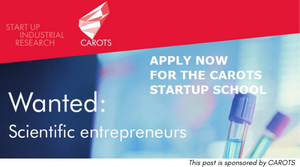 It's time for sharing knowledge and learning together powered by #Interreg: attend @carotseu startup school for scientific #entrepreneurs - check more here: https://t.co/ayT7rKn6AE  #innovation #MadeWithInterreg #BalticSeaRegion #BSR