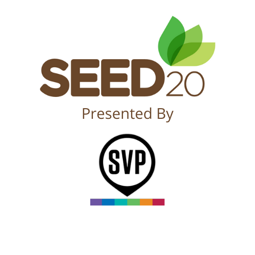 #MondayMotivation We are less than a month away from our first #LiveConversation with the first #SEED20 alumni cohort!  Have you registered?