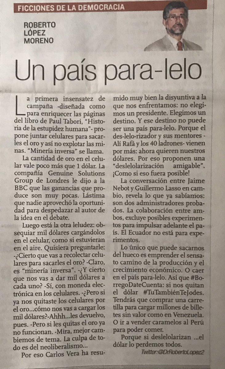 Replying to @DrRobertoLopez2: #BorregoDateCuenta Si el LELO nos quita el dólar #TuTambienTeJodes ...