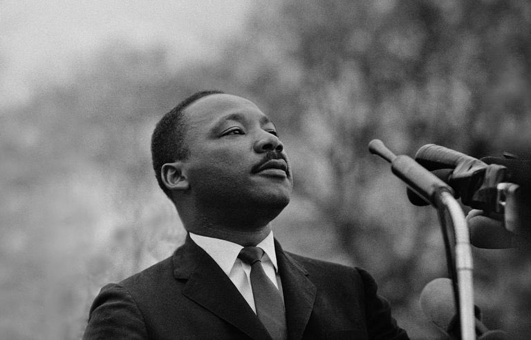 "Today we honor the remarkable life of hero Dr. Martin Luther King Jr. We should all work to be agents of justice like him. The fight to end hate is still a fight today. Thank u for ur pursuit for equality.  ""We hold these truths to be self-evident, that all men are created equal"""