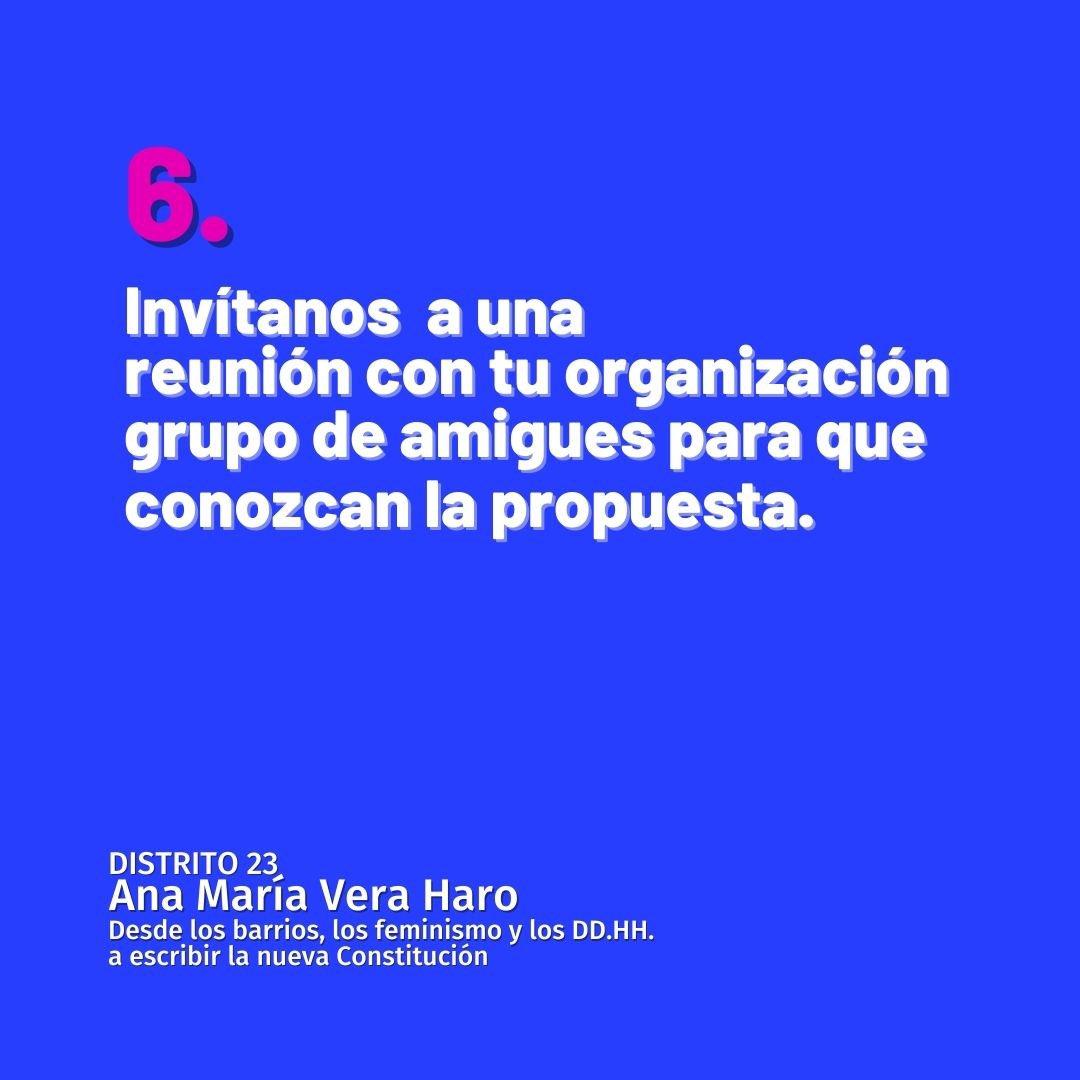 Por una constituyente que lleve la voz de los barrios, mujeres y disidencias sexuales a la constituyente.  @OWallmapu #Distrito23 #D23 #Temuco #PadreLasCasas #Freire #Gorbea #Cunco #Loncoche #Saavedra #NuevaImperial #Pucón #Villarrica #Toltén #Carahue #Cholchol #Curarrehue