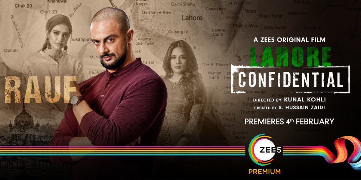 Will he be successful in the mission he set out to accomplish? Watch #LahoreConfidential to find out. Premiering 4th February on @ZEE5Premium. #WhateverItTakes  @JarPictures @ajaygrai @kunalkohli @RichaChadha @KARISHMAK_TANNA @deepaksimhal