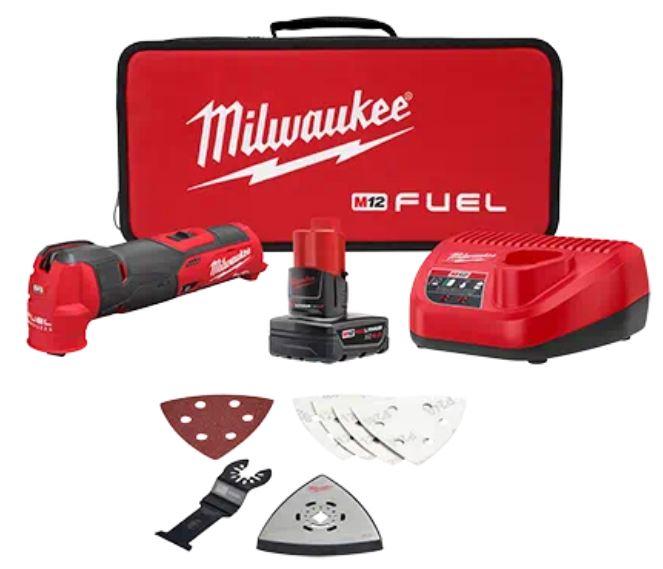 @MilwaukeeTool  Announces New #M12 FUEL™ Multi-Tool Kit: . #construction #tools #jobsite #Houston #SanAntonio #Collegestation #work #SafetyFirst